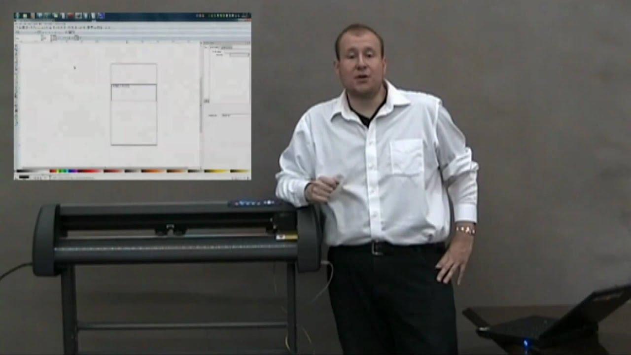 USCutter Presents How Do I Cut A Sign Using A Vinyl Cutter YouTube - Vinyl sign cutters
