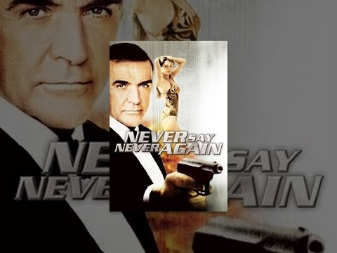 鐵金剛勇奪巡航導彈 (007 - Never Say Never Again)電影預告