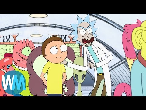 Top 10 Current Shows that Nerds Love