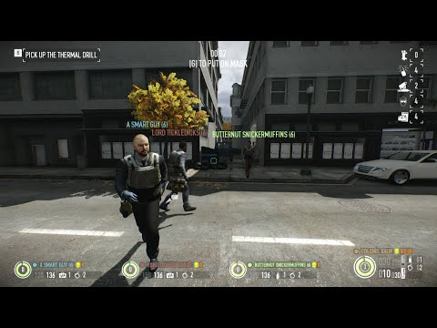 [7] Cooperative Criminals (Payday 2 w/ GaLm and the Derp Crew)