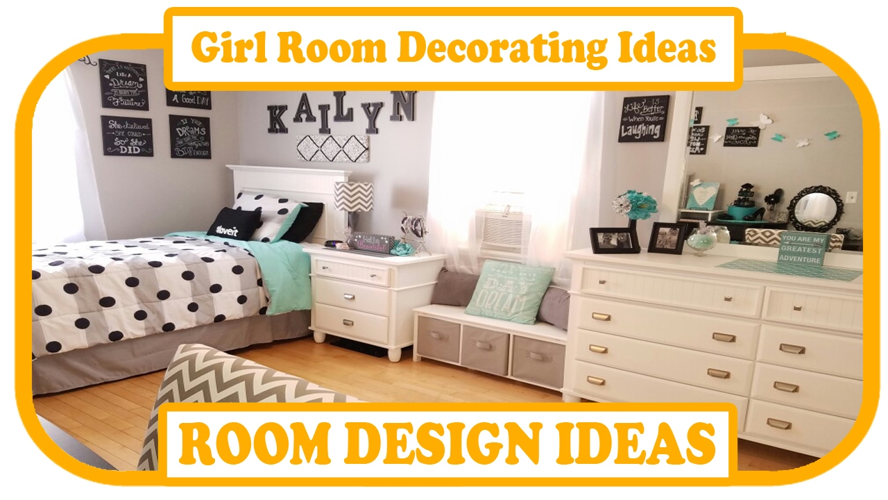 Girl Room Decorating Ideas - Design Ideas For Teenage Girl Rooms ...