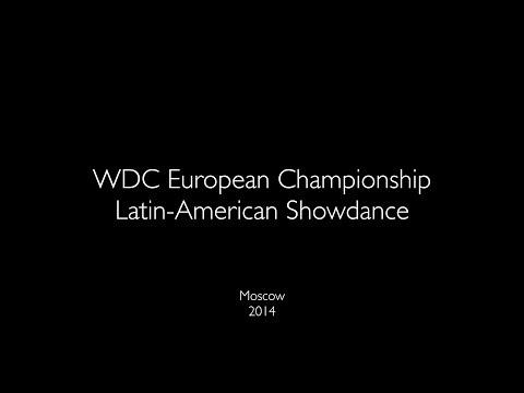 2014 WDC European Championship Latin-American Showdance / Quarterfinal