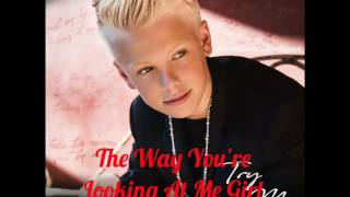 Gambar cover Carson Lueders Try me ( lyrics video)