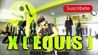 Zumba X EQUIS Nicky Jam x J. Balvin BY LALO GRAYKOBS.mp3