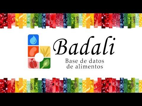 BADALI. NUESTRO HÁBITO MÁS SALUDABLE