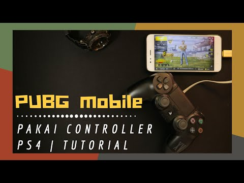 Cara Mainin Semua Game Android Pakai Controller PS4 (TANPA ROOT)