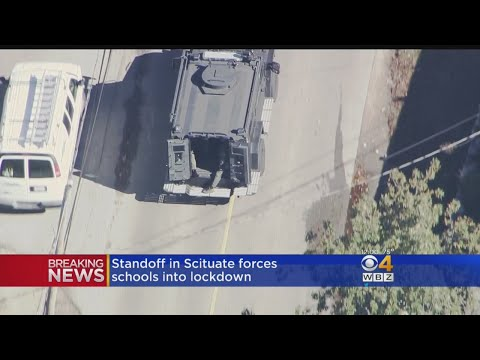 Scituate Schools Shelter In Place During Search For Possible Gunman