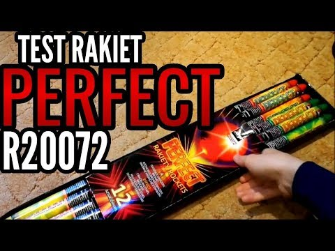 Test rakiet PERFECT R20072 od Jorge no i mały FAIL !