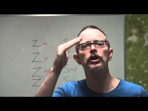 Q&A: The Z Sound (and S And J Sounds) (American Pronunciation)