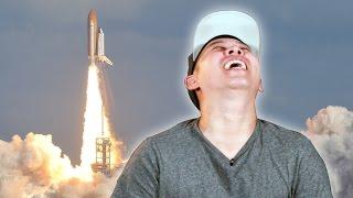 Men Take An Original Astronaut Stress Test