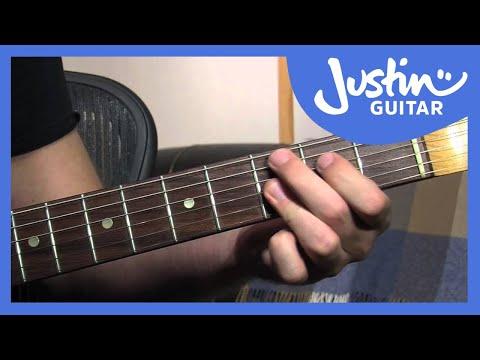 Gospel Slide Guitar Lesson - How to Play Blues Rhythm Guitar [BL-207]
