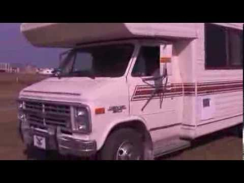 Chevy Van Yellowstone Camper 1987 Youtube