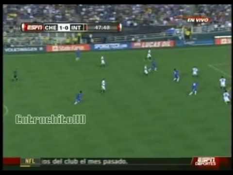 Chelsea vs Inter Milan 2 0 All Goals Highlights(drogba N lampard