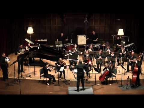 Double Concerto (2014) for Two Horns and Chamber Orchestra by Jason Thorpe Buchanan