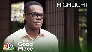 Eleanor Tells Chidi Simone Is His Soulmate - The Good Place (Episode Highlight)