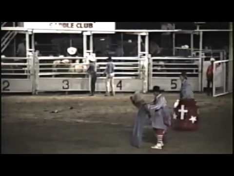 Bull Riding : Wheaton, Missouri 1989