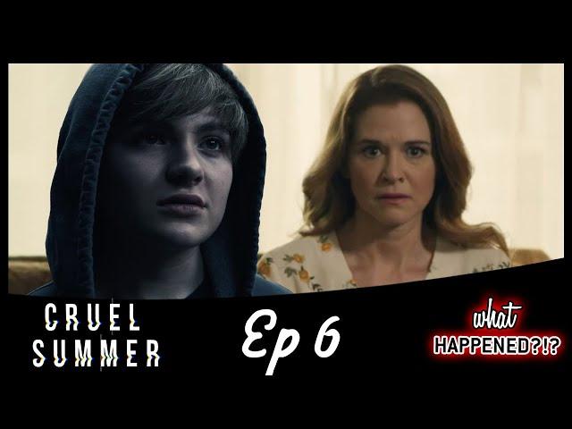 CRUEL SUMMER Episode 6 Breakdown & Theories: Cindy's Big Discovery | What Happened? (Recap)