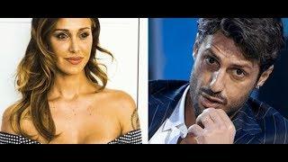 Belen Rodriguez e Fabrizio Corona: due amici a cena