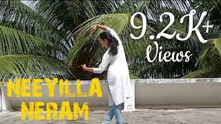 Neeyilla Neram Luca Dance cover Reshma Nrithya