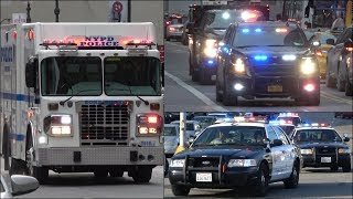 Police responding compilation - BEST OF 2017