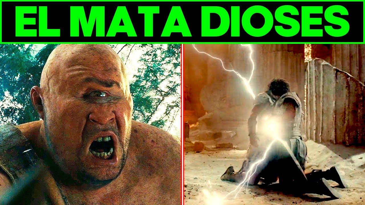 RESUMEN : FURIA DE TITANES 2 - Wrath of the Titans - La pelicula