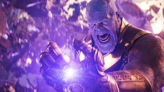 МСТИТЕЛИ ПРОТИВ ТАНОСА   Мстители: Война бесконечности (2018)