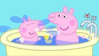 Peppa Pig Nederlands Compilatie Nieuwe Afleveringen   In De File   Tekenfilm   Peppa de Big