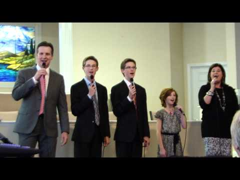 The Mylon Hayes Family sings I'm In the Gloryland Way