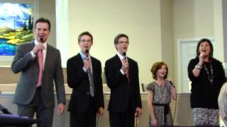 The Mylon Hayes Family sings I