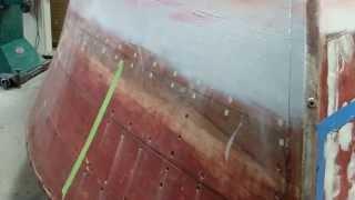 46 Gar Wood Ensign Why Refastening Topside Planks Is A Must 2 5 2014