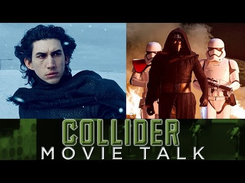 Adam Driver Talks Star Wars Episode VIII Script - Collider Movie Talk
