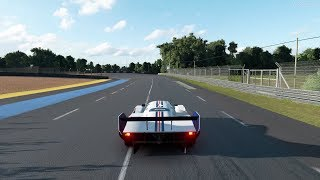 Gran Turismo Sport - Porsche 962 C '88 Gameplay [4K PS4 Pro]