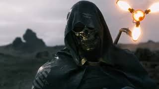 Death Stranding TGS 2018 Trailer - Man in the Golden Mask (ENG & JP Dub)