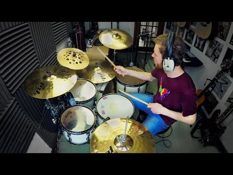 ELO - Mr Blue Sky - Drum Cover (4K)