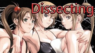 Dissecting Bible Black