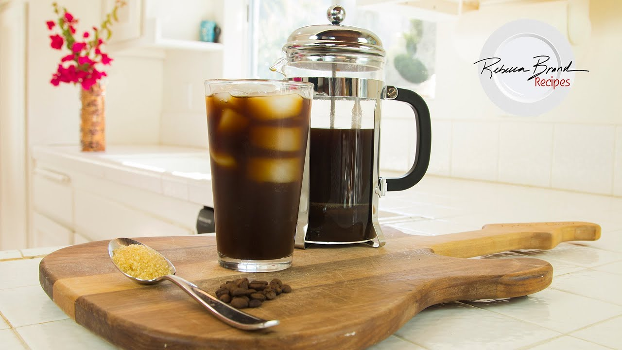 How To Make Cold Brew Coffee With A French Press Professional