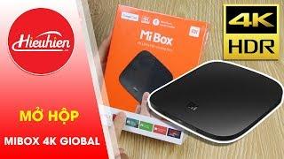 [Hieuhien.vn] Trên tay Mibox 4k Global Quốc Tế | Android TV 6.0 - Tiếng việt