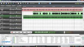 Mixcraft 5 Tutorial - The Basics