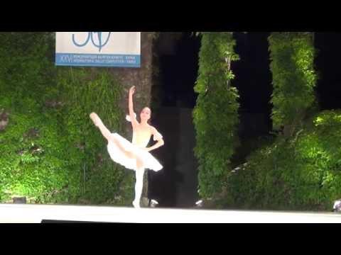 Miko Fogarty, 17, Varna IBC Silver Medalist - Classique Variation -
