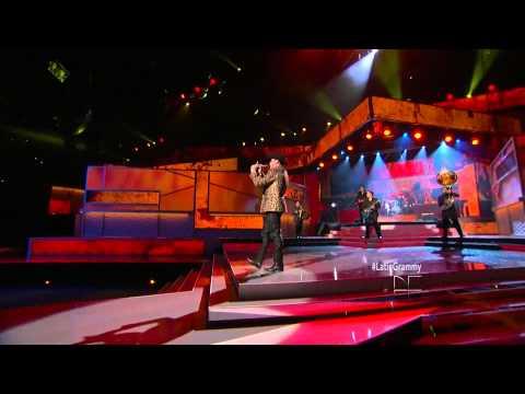 Gerardo Ortiz (Aquiles Afirmo) HD - Latin Grammy 2012