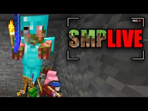 Minecraft: The Pig Man Incident (SMPLive Highlight)