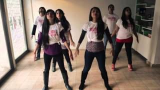 JAAGO DILLI JAAGO! Instructional Video for the Flash Mob Choreography