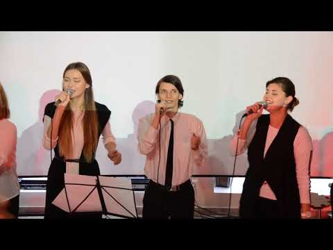 God is Here - Darlene Zschech | Cover by Grace band- Бог Ты здесь!