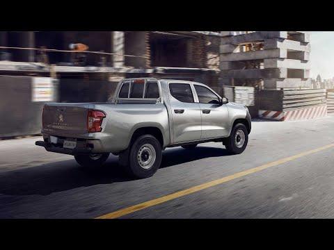2020 Peugeot LandTrek Pickup Truck Debuts With 4x4 | 2020 LandTrek