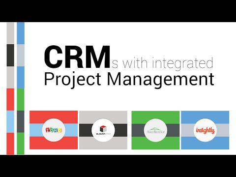 Crms With Integrated Project Management