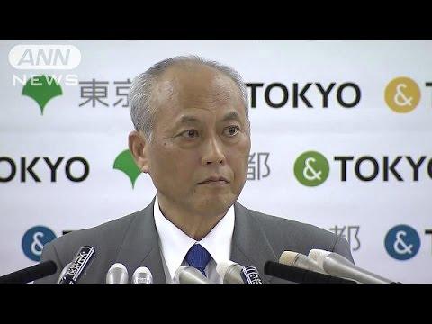 """舛添都知事""""政治資金疑惑""""釈明会見ノーカット08(16/05/13)"""