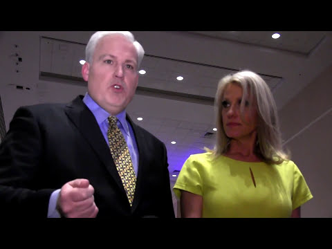 How does CPAC Straw Poll influence GOP nominee? Kellyanne Conway w/ Matt Schlapp