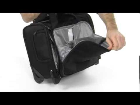 850e008f9 Briggs & Riley Baseline Rolling Cabin Bag SKU:#8092745 - YouTube