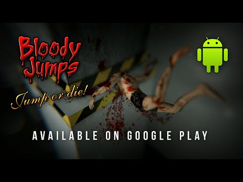 Bloody Jumps - Available on Android - Gameplay Trailer