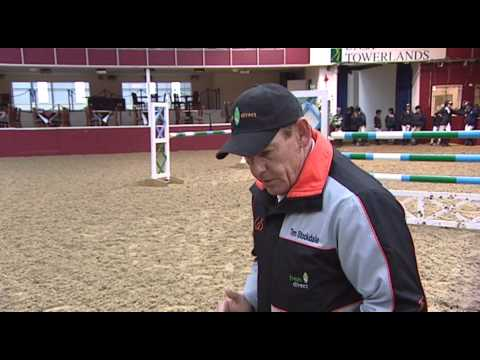 Showjumping Top Tips   Tim Stockdale - May 2008